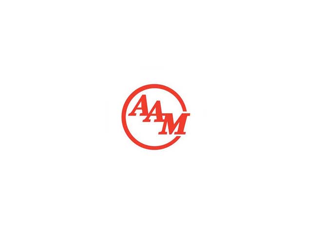 AAM American Axle Manufacturing TR3SCO